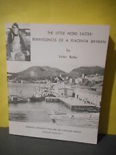 The Little Nord Easter:Reminiscences of a Placentia Bayman