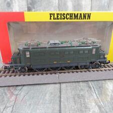 FLEISCHMANN 4345 - HO - SBB - Elektrolokomotive Ae 376 10647 - OVP - #T27719