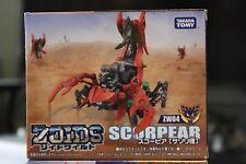 ZoidsWild Zoids Wild - Scorpear ZW04