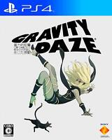 GRAVITY DAZE PS4 Sony Sony PlayStation 4 From Japan