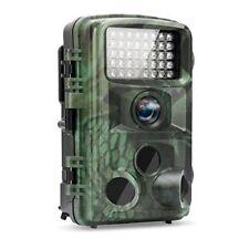 TEC.BEAN Trail Camera 12MP 1080P Game Hunting Camera 120 Degree Angle IP66