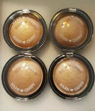 Hard Candy MINI So Baked Bronzer Highlighter Powder Tropics Bronze .18 Oz x 4
