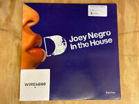 "Joey Negro - In The House (Part Two) (2xLP, 12"" Vinyl Comp)"