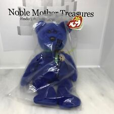 Retired TY Beanie Baby, Clubby 1998, Tags & cover included,