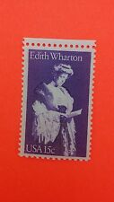 Edith Wharton Reading Issue Stamp 1980 Single 1832 Mint Never Hindged#