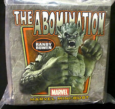 Bowen Abomination Bust Statue Marvel Comics Hulk New