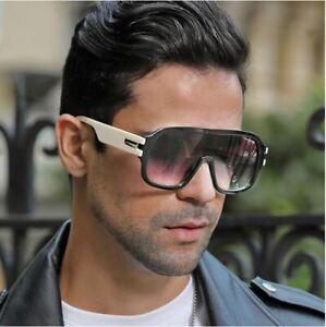 Gafas De Sol Lentes Hombres Nuevo Grande De Moda Men Women Sunglasses Designer