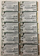 New listing Dell Dual Band Wireless 0Nc293 Wlan (Lot Of 10) Wm3945Abg Intel Pci-E Laptop