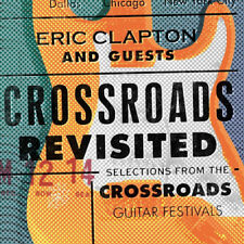 Eric Clapton : Crossroads Revisited CD (2016) ***NEW***