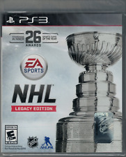NHL Legacy Edition PS3 BRAND NEW