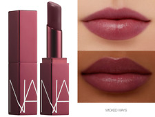 Nars Afterglow Lip Balm 0.1 oz/ 3 g Full Size New - Wicked Ways (Sheer Mulberry)