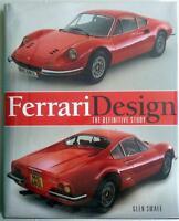 FERRARI DESIGN THE DEFINITIVE STUDY GLEN SMALE CAR BOOK