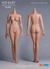 "Edation Hot Stuff 1/6 Scale 12"" Skin Tone Female Plump Body Ball Joint EDA-P01"