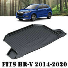 Cargo Rubber Trunk Floor Mat Boot Liner Luggage Tray Fit Honda HR-V HRV 2014-20