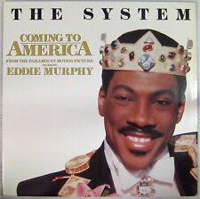 Coming to America Maxi 45 tours Eddie Murphy 1988