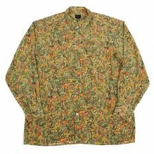 Jean-Paul GAULTIER HOMME Printed Polyester Shirt Size 48(K-48389)