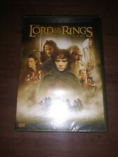 The Lord of the Rings: The Fellowship of the Ring Dvd