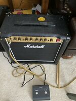 Marshall DSL5CR Tube Combo Amp/ 2 Channel/foot switch Included