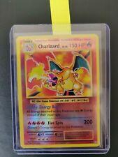 Pokemon Card Charizard Reverse HOLO Rare 11/108 2016 XY Evolutions