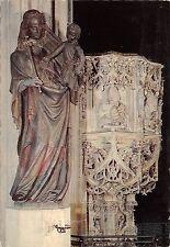 BF376  wien stephansdom austria madonna postcard