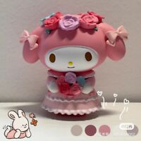 Sanrio X Miniso 2020 Melody Series Blind Box- My Melody With Flower