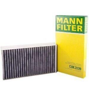 OE BMW Cabin Filter MANN CUK 3139 Cabin Air Filter