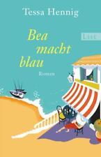 Bea macht blau ► Tessa Hennig (2017, Taschenbuch)  ►►►UNGELESEN