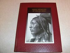 The American Indians  Native Americans Of The Old West Hardcover 1995 Time-Life