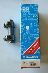 NOS MCQUAY-NORRIS TIE ROD ADJUSTING SLEEVE ES362S FIT CHEV DODGE FORD GMC FORD