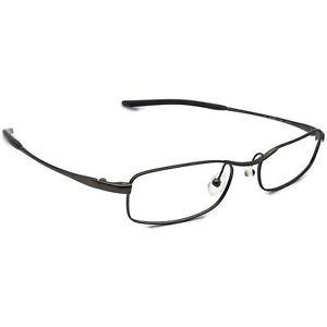 Gucci Eyeglasses GG 2672 628 Glossy Black Rectangular Metal Italy 51[]18 135