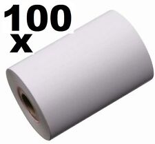 100 x EFTPOS Rolls NAB/CBA/WP Credit Card Thermal Paper Rolls 57.40.mm 2x 50 PK