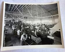 WWII Era Machinist Shop Taken in Wichita KS by McCormick Armstrong Photos