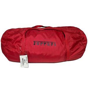 GENUINE Ferrari California / California T F149M Indoor Car Red Cover 087223600