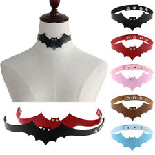 Halloween Vintage Gothic Retro Choker Collar Bib Necklace Charm Pendant Jewelry