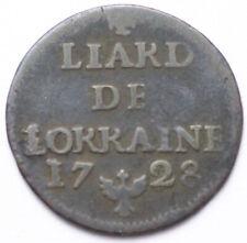 FRANCE – LORRAINE LIARD KM 81 DUKE LEOPOLD I 1728