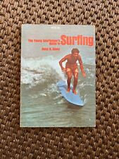 The Young Sportsman'S Guide To Surfing First Printing 1968