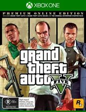 BRAND NEW & SEALED Grand Theft Auto 5 (Xbox One, 2019) Game XB1 Premium Edition