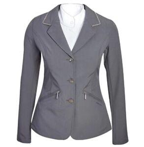 Horseware Ladies Competition Jacket, Gray - Medium