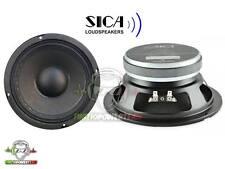 COPPIA Mid Woofer SICA 20 cm260 Watt Medio bassi per Fronte da urlo Z005110
