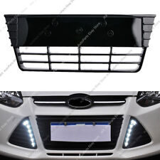 Front Bumper Center Lower Grille Grill Mesh Replace For Ford Focus 2012-14