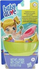 NEW Baby Alive Powdered Dolls Food