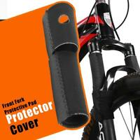 Bicycle Frame Chain Protector Cycling MTB Front Fork Protective Pad Wrap Cover