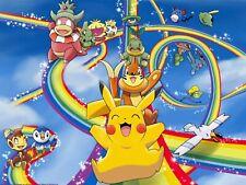 Pokemon,Kids,Sticker,Poster,Wall Art,Bedroom,Decal