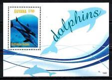 Guyana 2012 dauphins bloc n° 549 neuf ** 1er choix