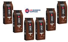Douwe Egberts Espresso Extra Dark Roast Beans 6 x 1kg - Just £9.66 Per Kg