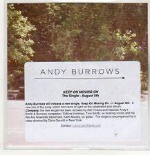 (EP182) Andy Burrows, Keep On Moving On - 2013 DJ CD
