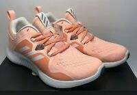 Adidas Womens Size 7.5 EdgeBounce Orange White Running Shoes Sneakers AC7104