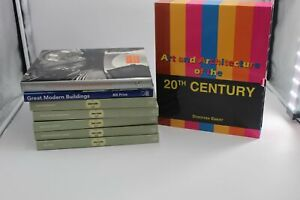 Collection of 9 Architecture Books, Information Guides. Knowledge, Learning