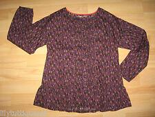 DPAM - Tunique blouse violette - Taille 10 ans - TBE !!!!!!!!
