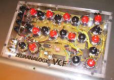 Zebranalogic Dual VCF Voltage Controlled Filter